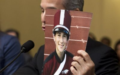 Father Of Parkland Victim Helps Create Federal Resource Website For School Safety Improvements