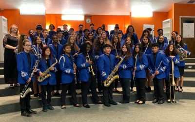 Despite pandemic, Rickards' music students continue to jam